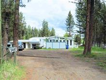 Manufactured Home for sale in 108 Ranch, 108 Mile Ranch, 100 Mile House, 5447 Donsleequa Court, 262363165 | Realtylink.org