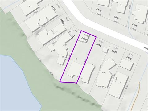 Lot for sale in Cypress, West Vancouver, West Vancouver, 4430 Ross Crescent, 262369008 | Realtylink.org