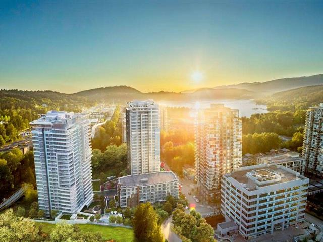 Apartment for sale in Port Moody Centre, Port Moody, Port Moody, 808 300 Morrissey Road, 262434727 | Realtylink.org
