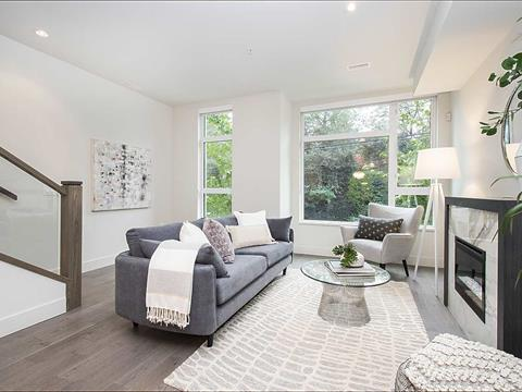 Townhouse for sale in Cambie, Vancouver, Vancouver West, 5478 Oak Street, 262434926 | Realtylink.org
