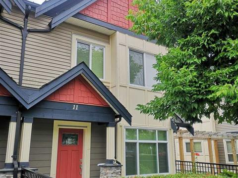 Townhouse for sale in McLennan North, Richmond, Richmond, 11 7028 Ash Street, 262411793 | Realtylink.org