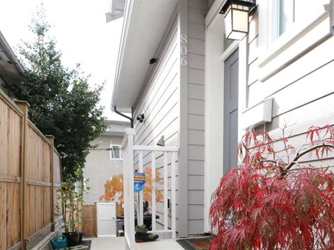 1/2 Duplex for sale in Marpole, Vancouver, Vancouver West, 806 W 69th Avenue, 262432520   Realtylink.org