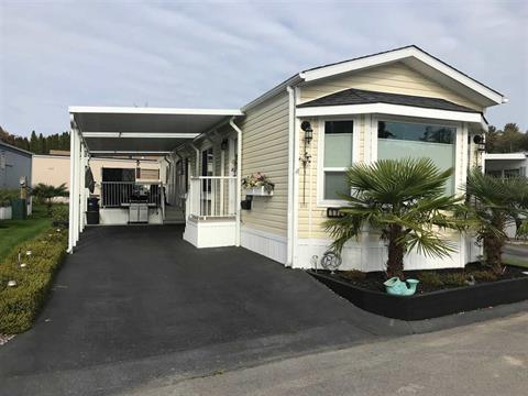 Manufactured Home for sale in King George Corridor, Surrey, South Surrey White Rock, 112 1840 160 Street, 262432888 | Realtylink.org