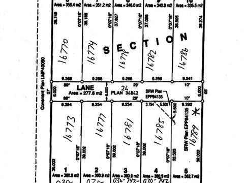 Lot for sale in Grandview Surrey, Surrey, South Surrey White Rock, 16777 20 Avenue, 262432018   Realtylink.org