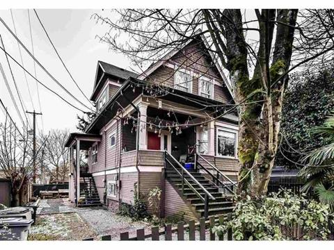 Triplex for sale in Mount Pleasant VE, Vancouver, Vancouver East, 2536 E Guelph Street, 262434292   Realtylink.org
