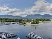 Apartment for sale in Coal Harbour, Vancouver, Vancouver West, 1204 323 Jervis Street, 262423141 | Realtylink.org