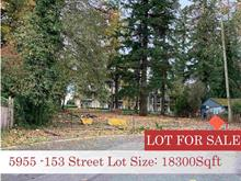 Lot for sale in Sullivan Station, Surrey, Surrey, 5955 153 Street, 262415319 | Realtylink.org