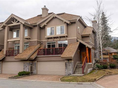Townhouse for sale in Green Lake Estates, Whistler, Whistler, 4 8030 Nicklaus North Boulevard, 262382563 | Realtylink.org