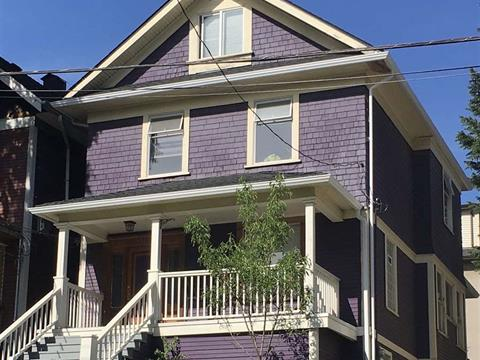 Fourplex for sale in Mount Pleasant VE, Vancouver, Vancouver East, 2347 St. Catherines Street, 262436151 | Realtylink.org