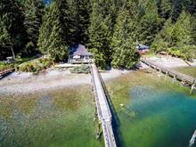House for sale in Indian Arm, North Vancouver, North Vancouver, Lot 1 Orlohma Beach, 262351162 | Realtylink.org