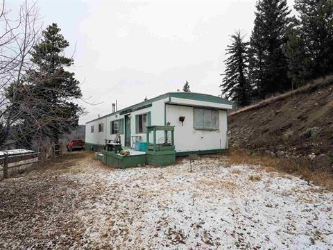Manufactured Home for sale in Lac la Hache, Lac La Hache, 100 Mile House, 4331 S Cariboo (97) Highway, 262349104 | Realtylink.org