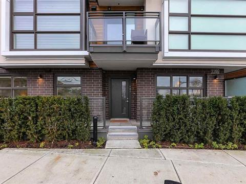 Apartment for sale in White Rock, South Surrey White Rock, 101 1160 Oxford Street, 262353026 | Realtylink.org