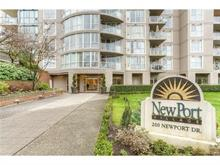 Apartment for sale in North Shore Pt Moody, Port Moody, Port Moody, 1103 200 Newport Drive, 262349729 | Realtylink.org