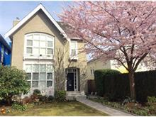 House for sale in Point Grey, Vancouver, Vancouver West, 4507 W 14th Avenue, 262373842   Realtylink.org