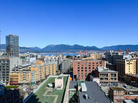 Apartment for sale in Downtown VW, Vancouver, Vancouver West, 1706 550 Taylor Street, 262373834 | Realtylink.org