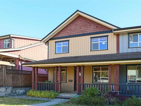 1/2 Duplex for sale in West End NW, New Westminster, New Westminster, 1218 Nanaimo Street, 262333945 | Realtylink.org