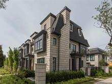 Townhouse for sale in South Granville, Vancouver, Vancouver West, 1502 W 57th Avenue, 262305340 | Realtylink.org