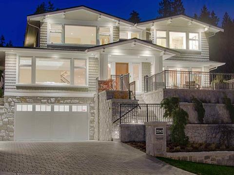 House for sale in Chelsea Park, West Vancouver, West Vancouver, 2242 Chairlift Road, 262375293 | Realtylink.org