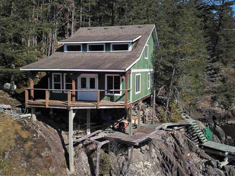 House for sale in Squamish Rural, Squamish, Squamish, Lt C Five Coves, 262376847 | Realtylink.org