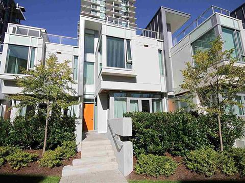 Townhouse for sale in University VW, Vancouver, Vancouver West, Th6 5728 Berton Avenue, 262373945   Realtylink.org