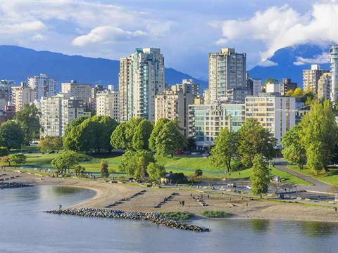 Apartment for sale in West End VW, Vancouver, Vancouver West, 301 1419 Beach Avenue, 262372261 | Realtylink.org