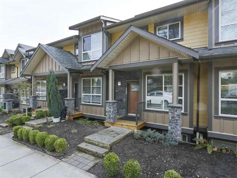 Townhouse for sale in Maillardville, Coquitlam, Coquitlam, 105 1418 Cartier Avenue, 262371795 | Realtylink.org