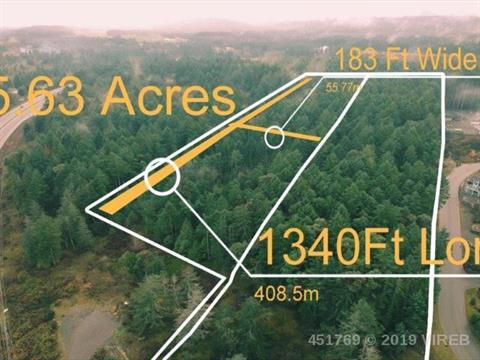 Lot for sale in Ladysmith, Whistler, 670 Farrell Road, 451769 | Realtylink.org
