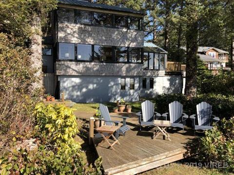 House for sale in Tofino, PG Rural South, 1327 Chesterman Beach Road, 451117 | Realtylink.org