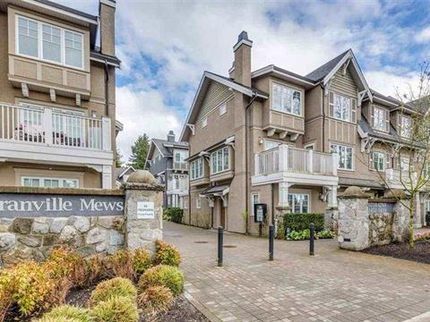 Townhouse for sale in South Granville, Vancouver, Vancouver West, 1491 Tilney Mews, 262259632   Realtylink.org