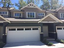 Townhouse for sale in Cottonwood MR, Maple Ridge, Maple Ridge, 49 11252 Cottonwood Drive, 262365569 | Realtylink.org