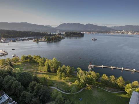 Apartment for sale in Coal Harbour, Vancouver, Vancouver West, 1901 1233 W Cordova Street, 262358180 | Realtylink.org
