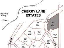 Lot for sale in Taylor, Fort St. John, Lot 10 Cherry Lane, 259586156   Realtylink.org