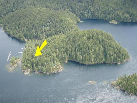 Lot for sale in Bligh Island, Small Islands, Lt 12 Bligh Island, 448706 | Realtylink.org