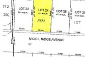 Lot for sale in Quesnel - Town, Quesnel, Quesnel, Lot 24 Nickel Ridge Avenue, 262328078 | Realtylink.org