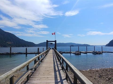 Lot for sale in Indian Arm, North Vancouver, North Vancouver, 5 Brighton Beach, 262314175 | Realtylink.org