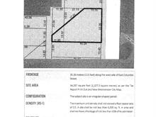 Lot for sale in The Heights NW, New Westminster, New Westminster, 655 E Columbia Street, 262265818   Realtylink.org
