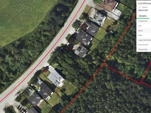 Lot for sale in Prince Rupert - City, Prince Rupert, Prince Rupert, 1113 Summit Avenue, 262317798   Realtylink.org