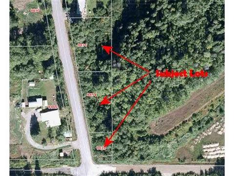 Lot for sale in Old Summit Lake Road, Prince George, PG City North, 8822- 8854-8876 Old Summit Lake Road, 262354189 | Realtylink.org