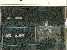 Lot for sale in Pineview, Prince George, PG Rural South, 7605 Wansa Road, 262357466 | Realtylink.org