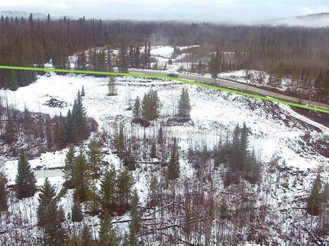 Lot for sale in Giscome/Ferndale, Prince George, PG Rural East, 17725 E Perry Road, 262348395 | Realtylink.org