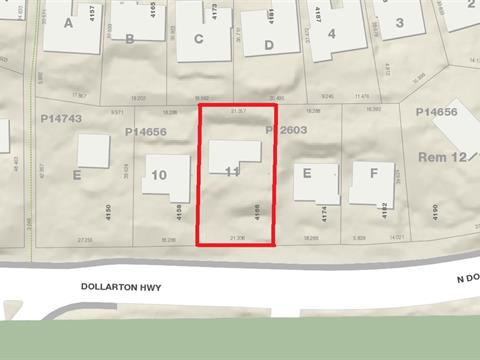 Lot for sale in Dollarton, North Vancouver, North Vancouver, 4166 Dollarton Highway, 262347594   Realtylink.org