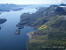 Lot for sale in Gold River, Small Islands, Lt 9 Plumper Harbour, 445530 | Realtylink.org