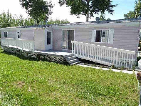 Manufactured Home for sale in Fort St. John - Rural E 100th, Fort St. John, Fort St. John, 33 7414 Forest Lawn Street, 262309485   Realtylink.org