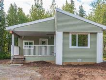 Manufactured Home for sale in Fort St. James - Rural, Fort St. James, Fort St. James, 2257 Hill Road, 262324075 | Realtylink.org