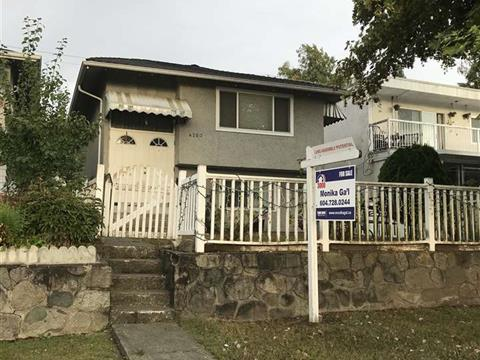 House for sale in Renfrew Heights, Vancouver, Vancouver East, 4260 Slocan Street, 262315943 | Realtylink.org
