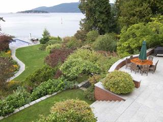 House for sale in Caulfeild, West Vancouver, West Vancouver, 5240 Marine Drive, 262434025 | Realtylink.org