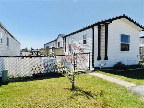 Manufactured Home for sale in Fort St. John - City SE, Fort St. John, Fort St. John, 51 9703 82 Street, 262430795 | Realtylink.org