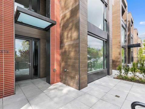 Townhouse for sale in South Granville, Vancouver, Vancouver West, 1575 W 57th Avenue, 262412344 | Realtylink.org