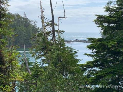 Lot for sale in Ucluelet, PG Rural East, 372 Reef Point Road, 458654   Realtylink.org