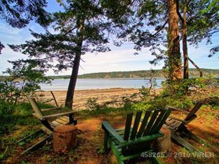 House for sale in Hornby Island, Sardis, 5685 Seawright Road, 458265 | Realtylink.org